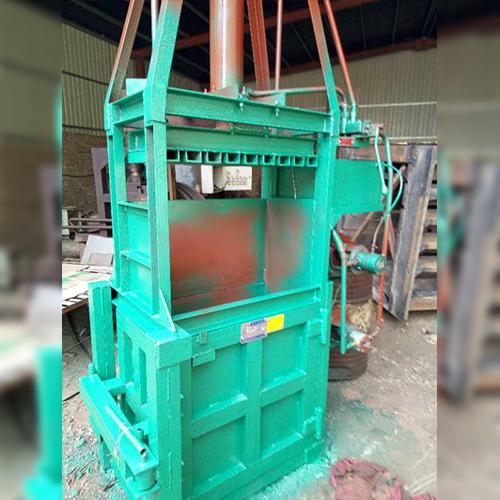 YDI-10立式废纸打包机