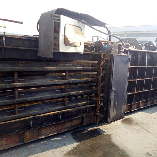 YWDI-80废纸打包机
